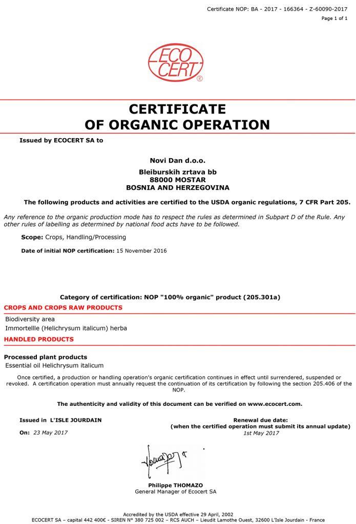 SA - Certificat NOP_Novi Dan